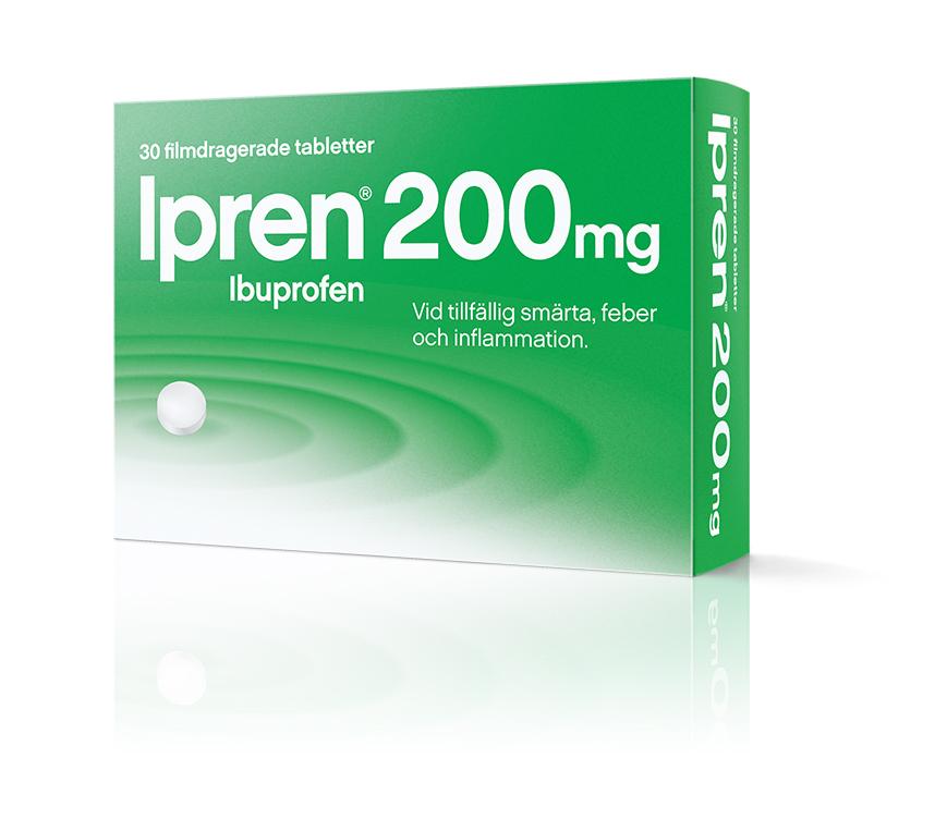 IPREN® Värktablett 200 mg